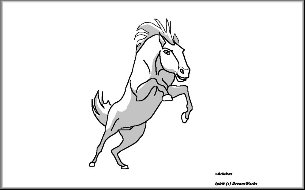 1024x639 Base Spirit Stallion Of Cimarron 01 By Ariukas