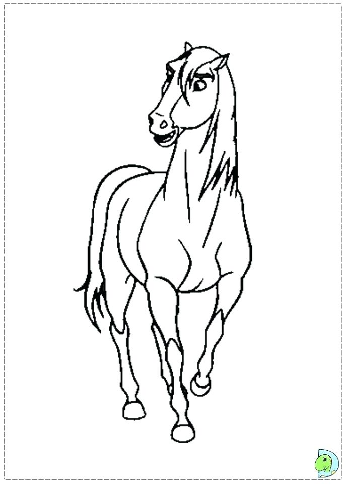 cimarron coloring pages - photo#21