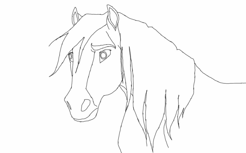 1024x640 Spirit Stallion Of The Cimarron Blank Render By Ravenofthewinter