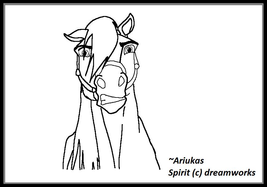 869x608 Base Spirit Stallion Of Cimarron 08 By Ariukas