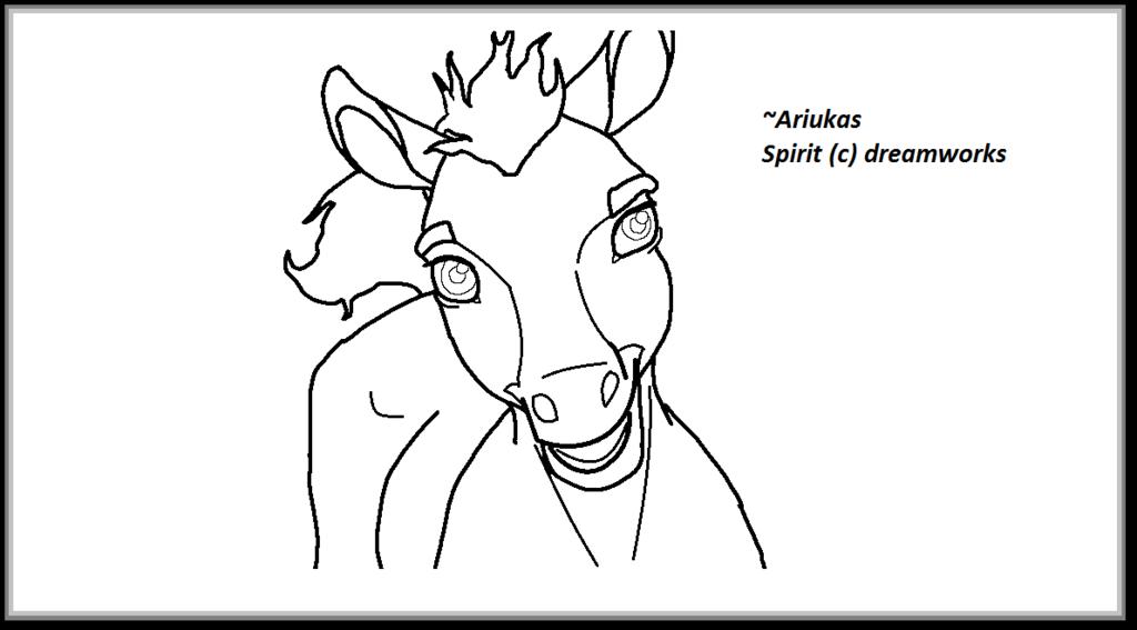 1024x567 Base Spirit Stallion Of Cimarron 24 By Ariukas