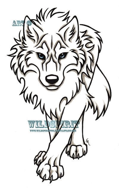 400x635 Tattoo By Wild Spirit Wolf! Art Wild Spirit