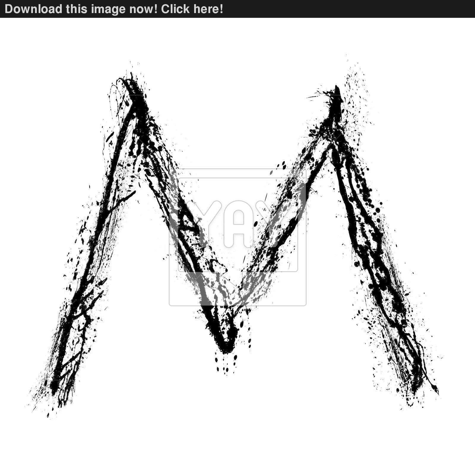 1600x1600 Alphabet Splash Draw Image