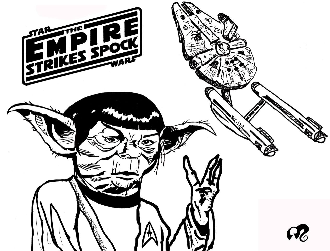 1377x1049 Spock Yoda Yoda