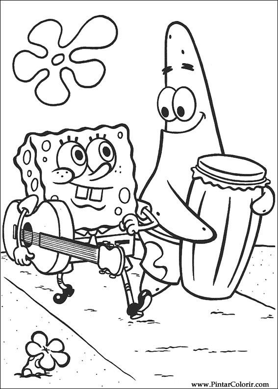 Spongebob Drawing Book at GetDrawings.com | Free for personal use ...