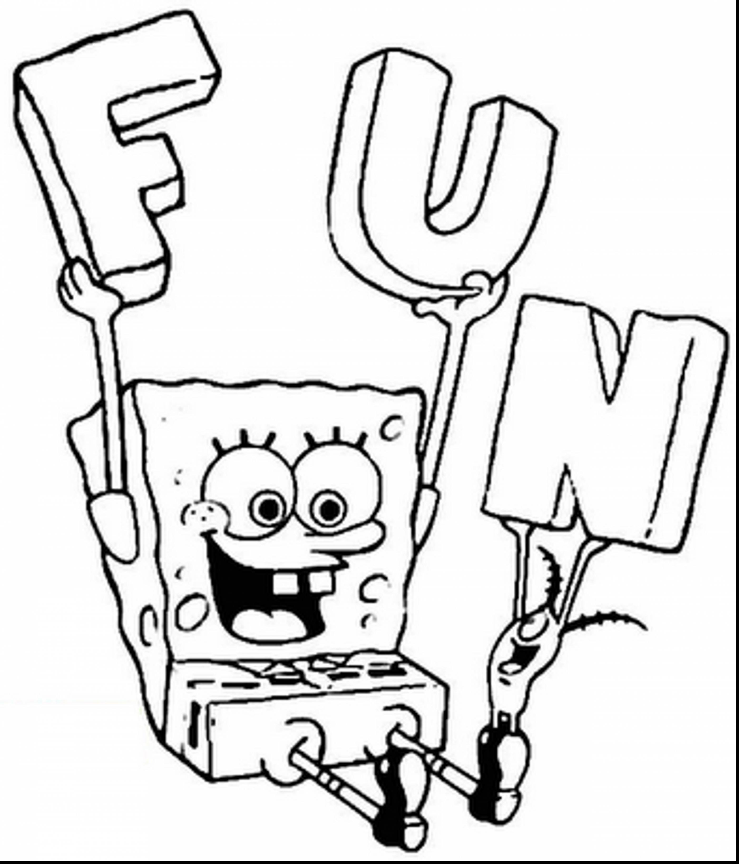 Spongebob Drawing Games at GetDrawingscom Free for personal use