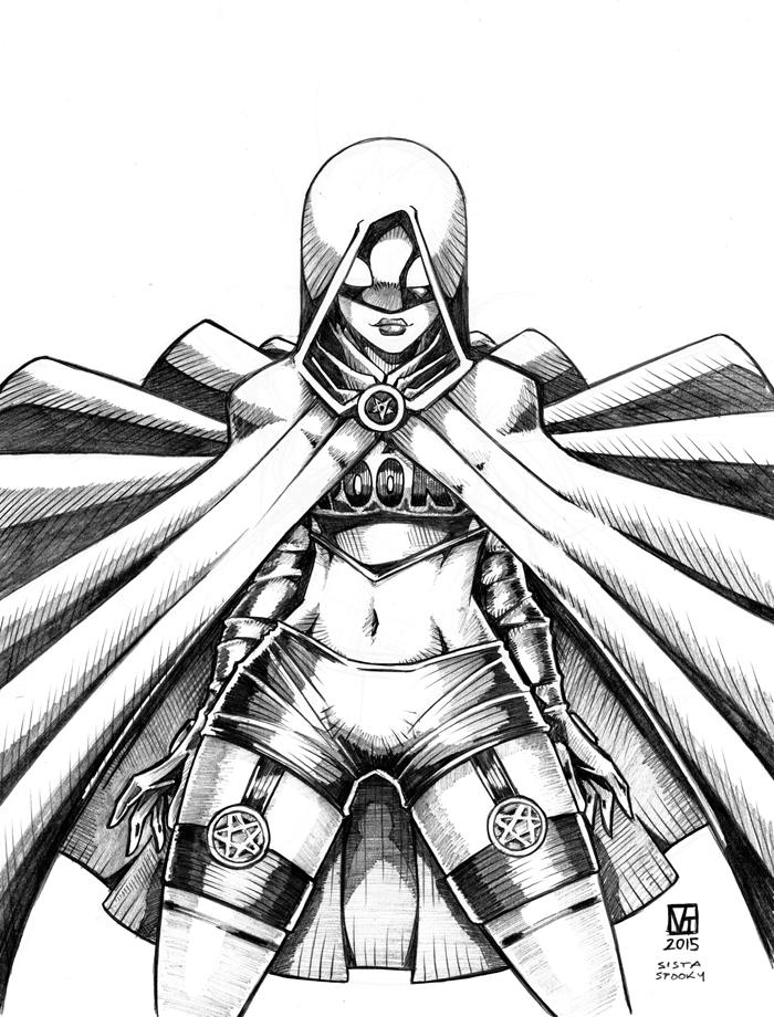 700x920 Empowered Sistah Spooky By Shadoboxxer