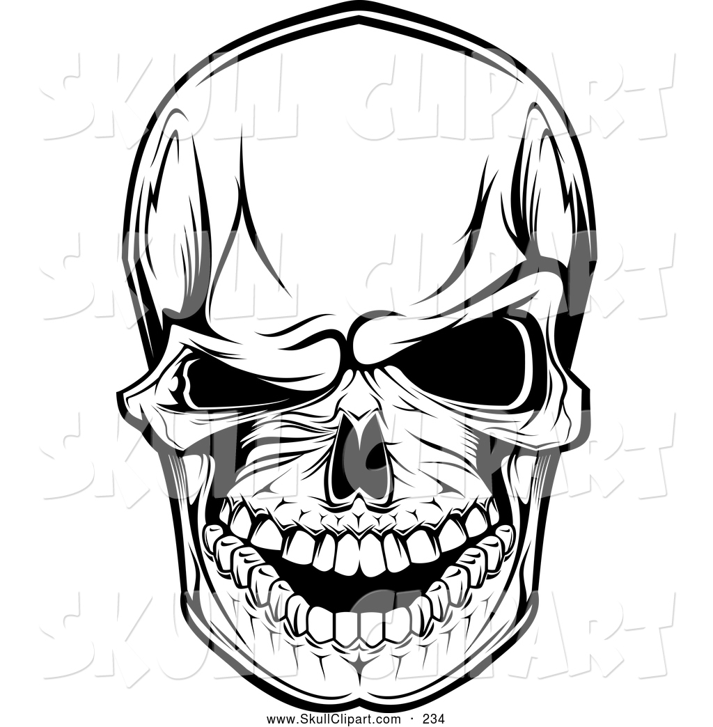1024x1044 Scary Skeleton Drawings