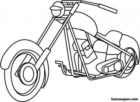 465x338 Printable Motorcycle Coloring Pages For Childrens 417518702.jpg