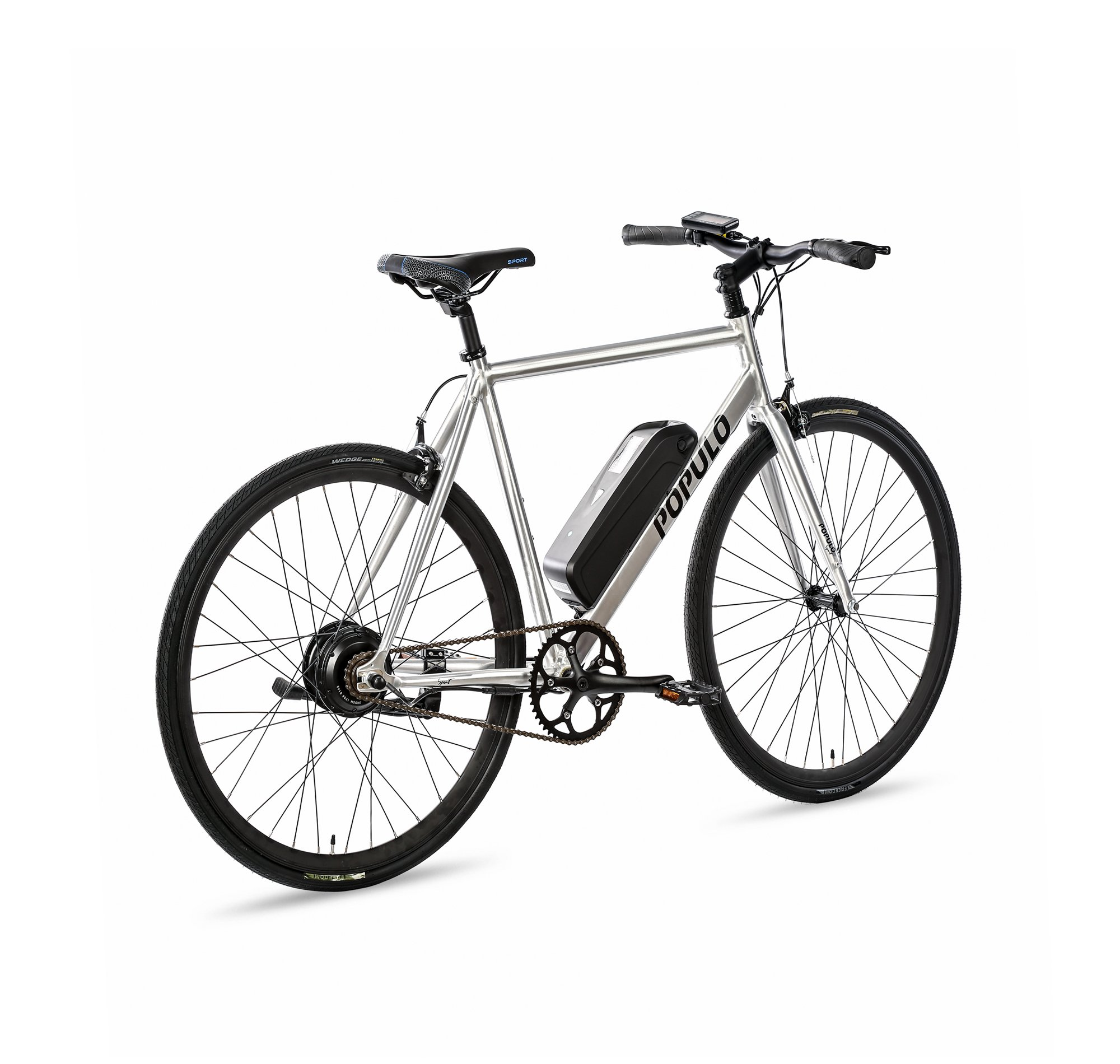 2000x1900 Populo Sport V3 Electric Bicycle