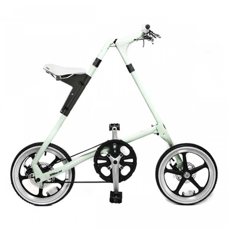 1500x1500 Strida Lt Folding Bike (Pistachio) J Select