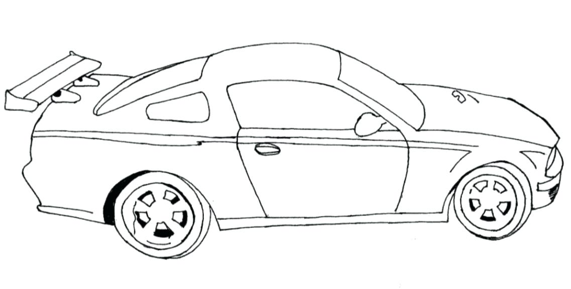 1137x577 Sport Cars Coloring Pages Free Ford Fiesta Car Coloring Page Sport