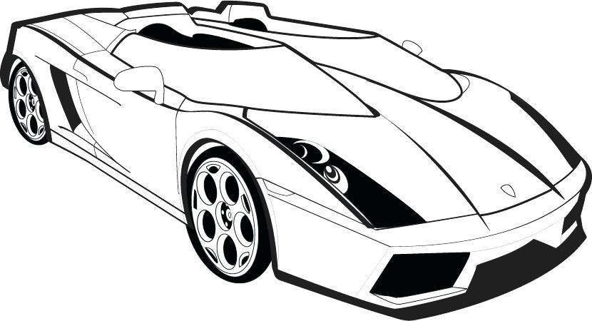830x450 Sports Car Clipart Car Clip Art Sports Car Clipart Vector