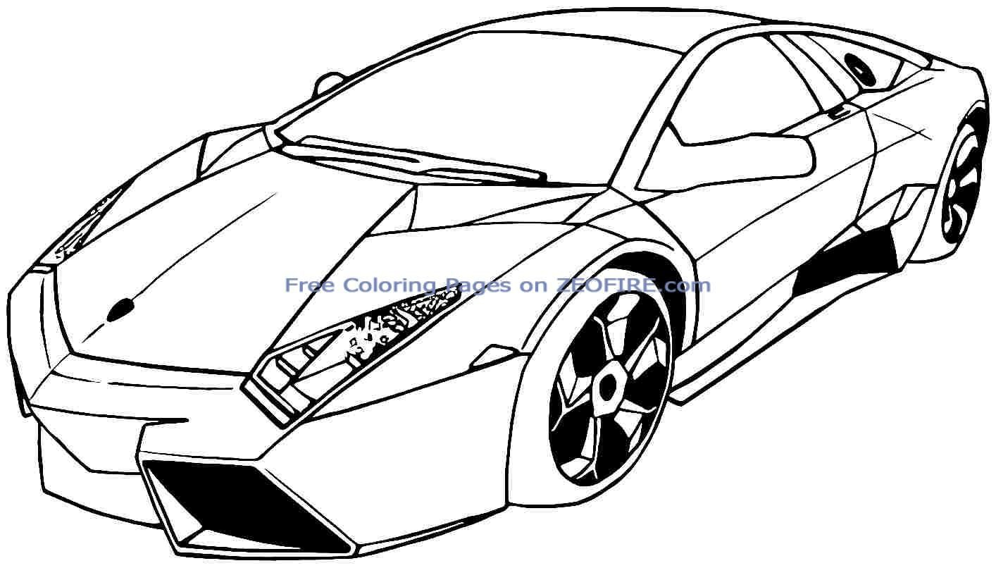 1414x806 Sports Car Coloring Pages