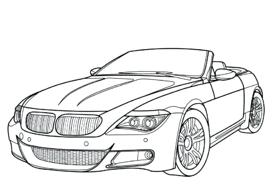 940x642 Sports Car Coloring Pages And Pin Coloring Page 2 Coloring Pages 2