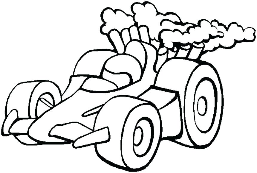 860x581 Car Coloring Page Great Race Car Coloring Pages Top Kids Coloring