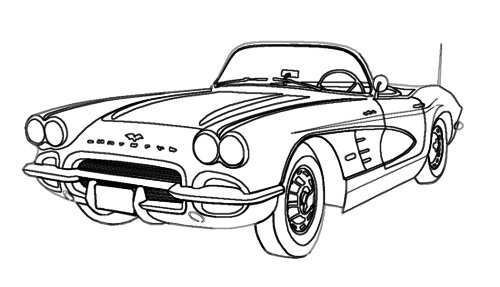 500x287 How To Draw Cars Easy. Hubpages