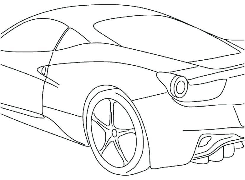 827x609 Sport Car Coloring Pages Dodge Cars Dodge Viper Sport Car Coloring