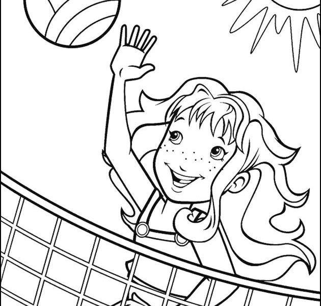 630x600 Lovely Sports Coloring Pages 73 On Line Drawings With Sports