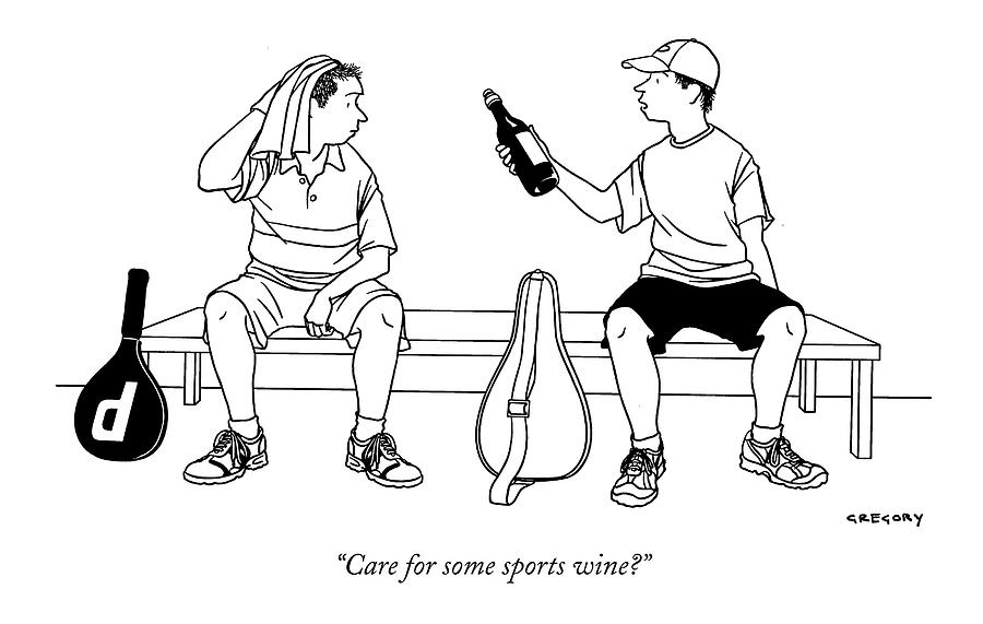 900x571 Care For Some Sports Wine By Alex Gregory