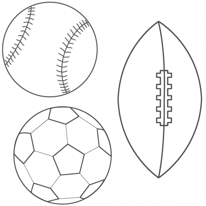 671x671 Coloring Pages Sport Coloring Sheets Sports Coloring Sheets