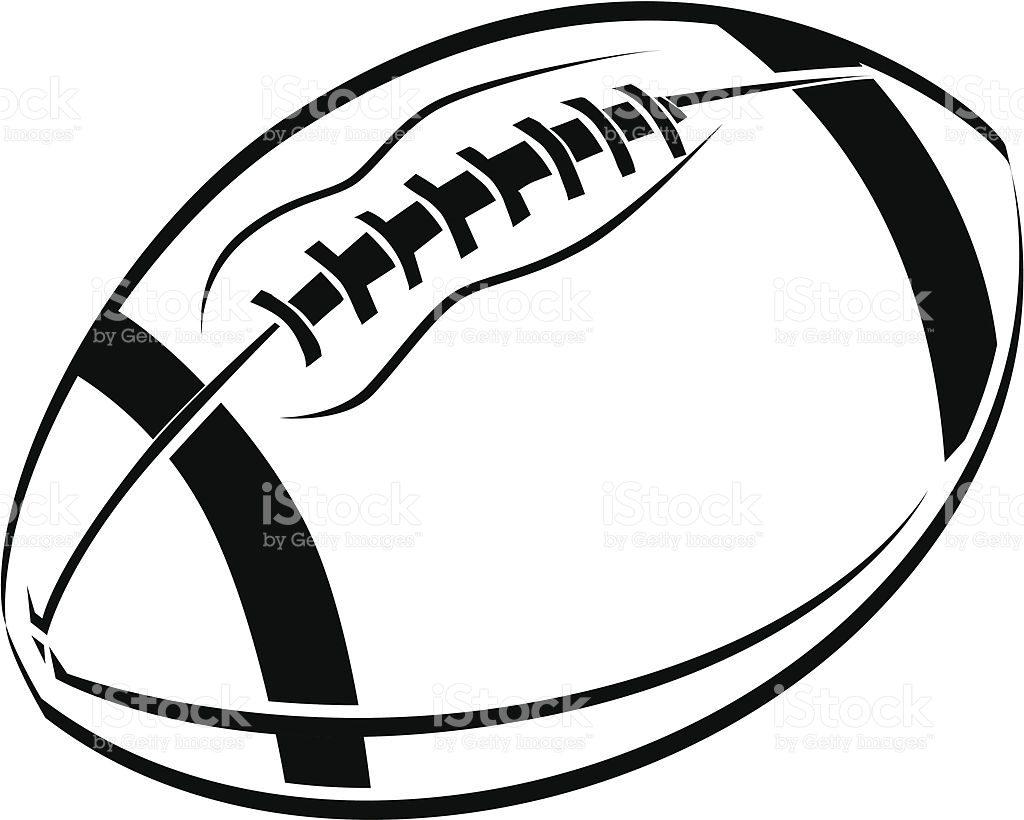1024x820 Football Drawing