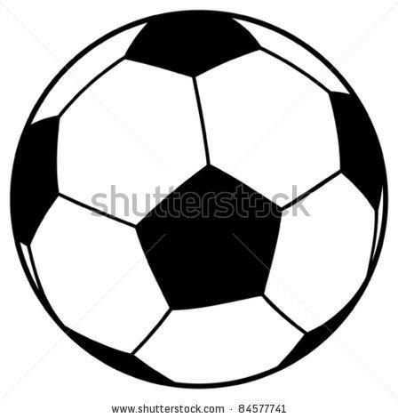 448x470 Sphere Clipart Sports Equipment