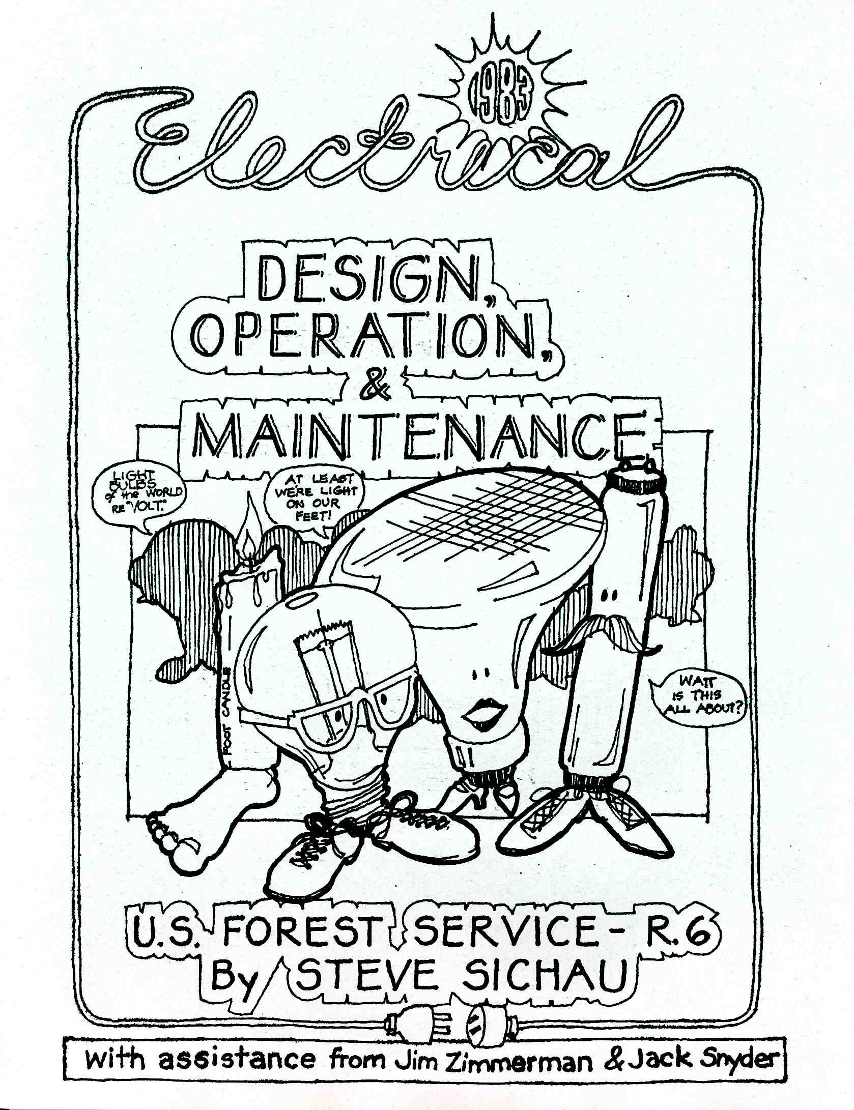 1678x2182 Region 6 Electrical Design, Operation, Amp Maintenance (The Great