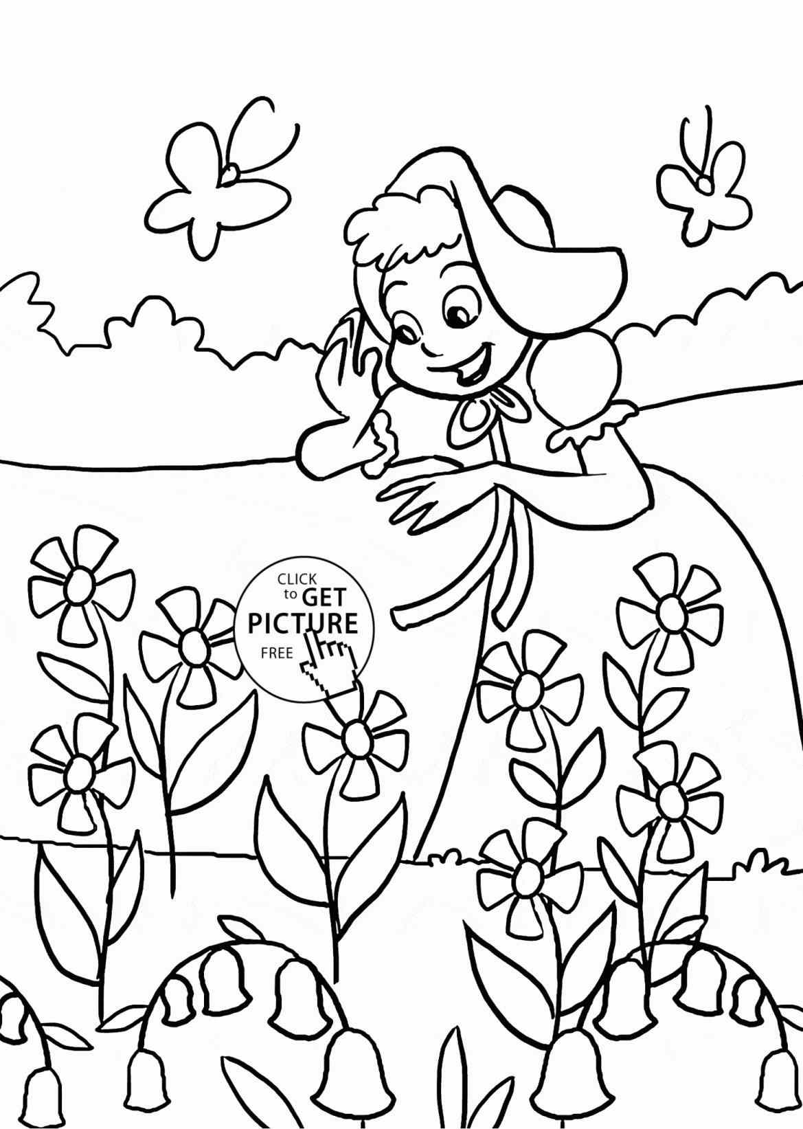 1169x1643 By Spring Season Drawing Edencascade On Kids And Rain