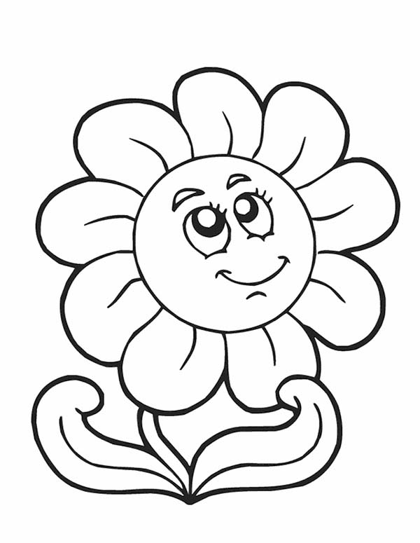 spring flowers drawing at getdrawings com free for personal use