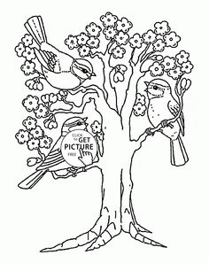 236x297 Fall And Rodents Coloring Pages For Kids, Fall Leaves Printables
