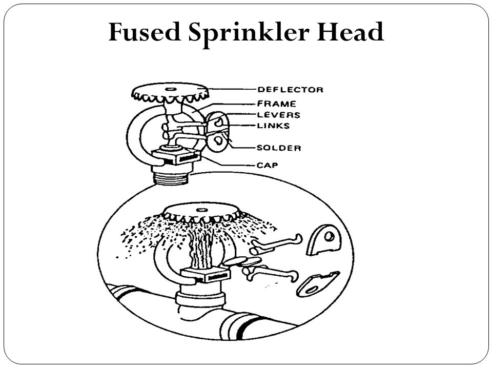 Sprinkler Drawing At Getdrawings Com