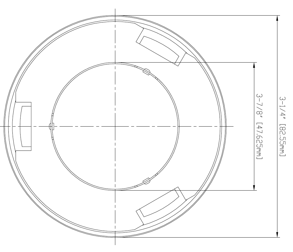 sprinkler drawing at getdrawings free for personal use Fire Alarm Panels Manufacturers 1014x874 viking large diameter white fire sprinkler cover plate