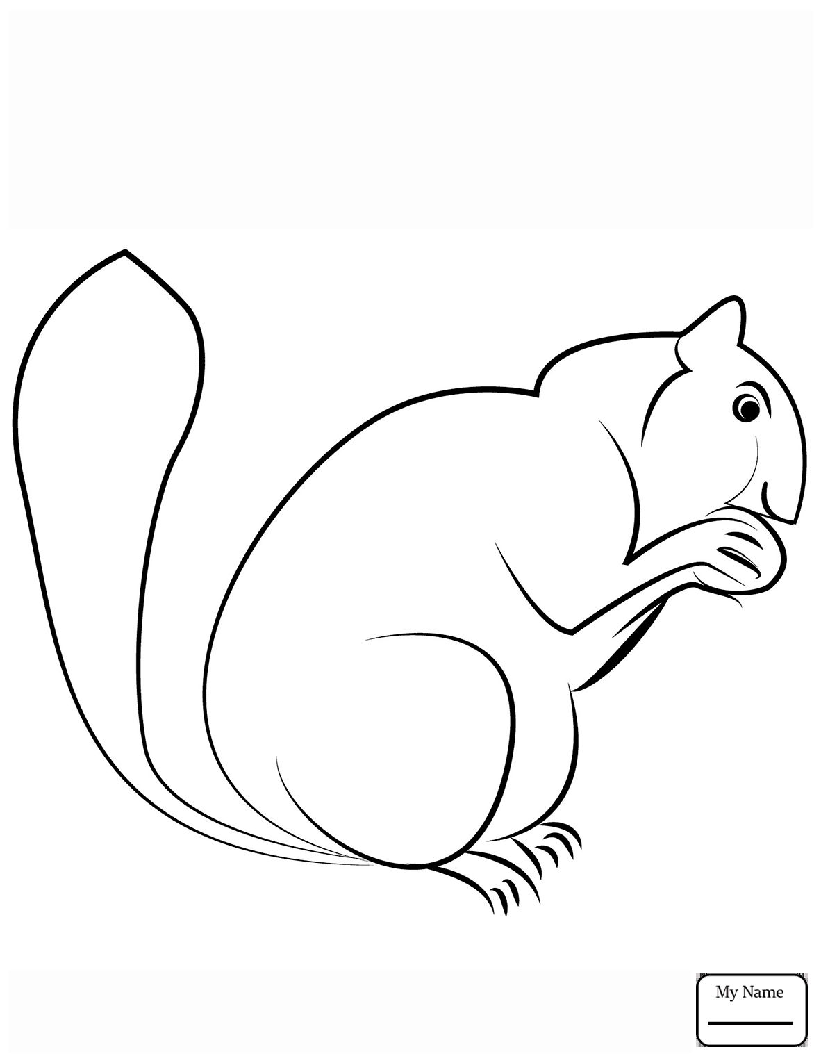 Squirrels Drawing at GetDrawings