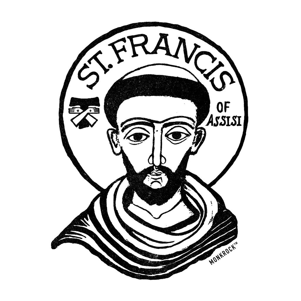 1024x1024 Happy Feast Day Of St. Francis Of Assisi !