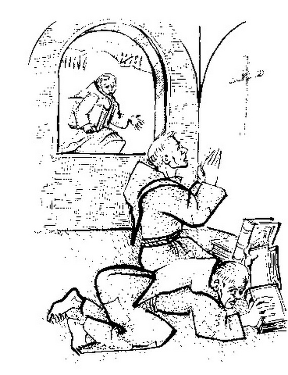 570x741 St. Francis Of Assisi Coloring Pages For Catholic Kids