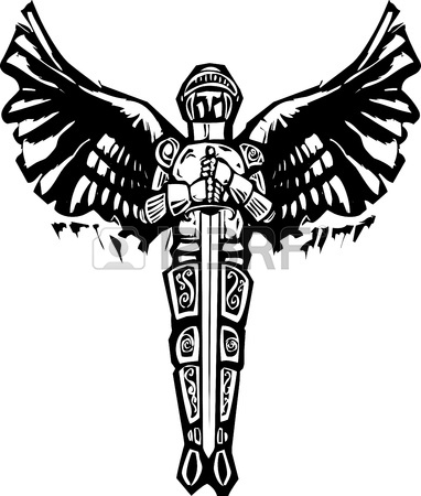 382x450 62 Archangel Michael Cliparts, Stock Vector And Royalty Free