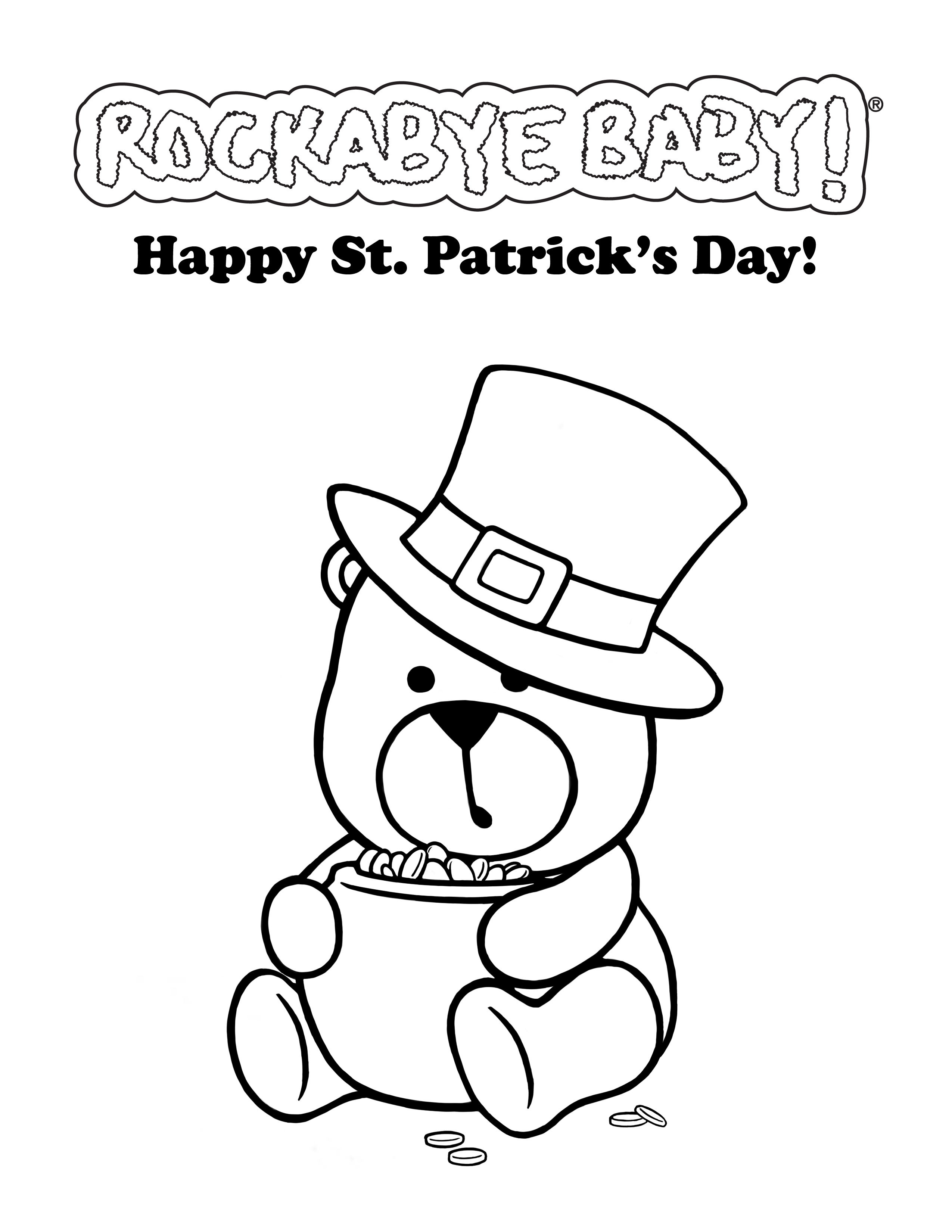 2550x3300 St Patrick Coloring Pages Coloring Pages For Kids