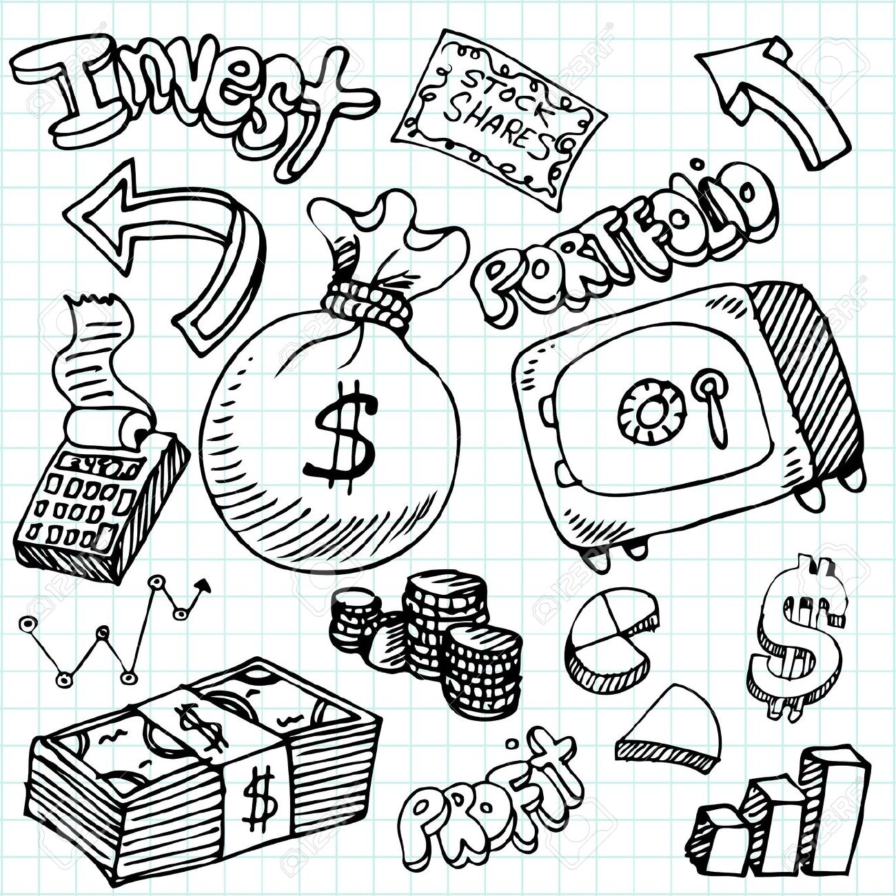 1300x1300 Image Result For Money Coins Drawing Drawing Coins