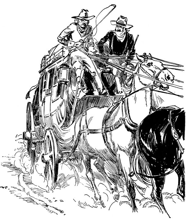 611x720 South Fork Companion Stagecoach Robbery, And Murder, In Portneuf
