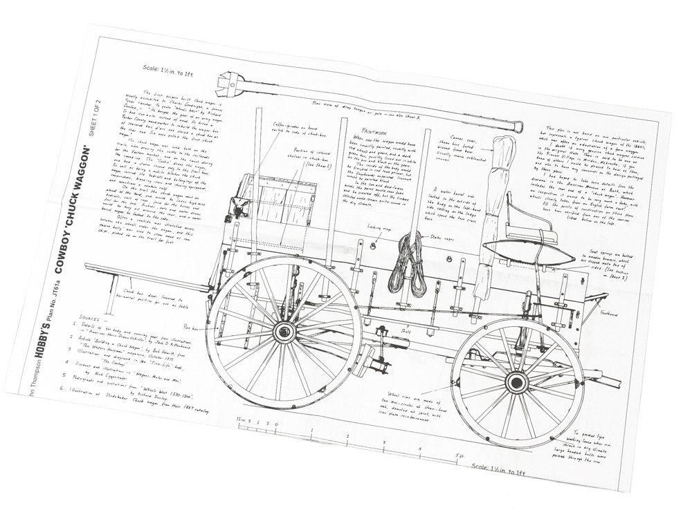 1000x751 Wagon And Cannon Plans And Model Kits Hansen Wheel And Wagon Shop