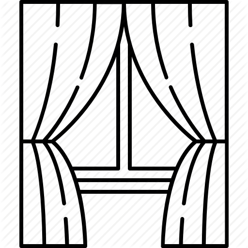 512x512 Stage Curtain