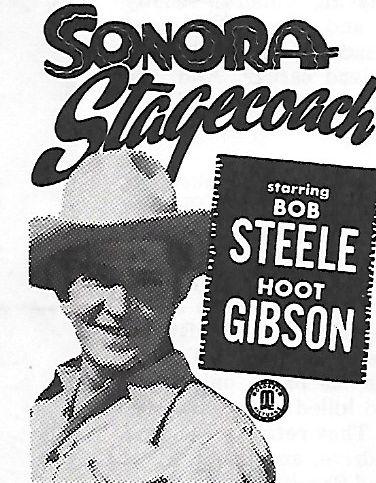 376x483 Sonora Stagecoach (1944)