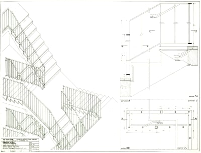 400x305 Details Of Stairs A Collection Curated By Divisare