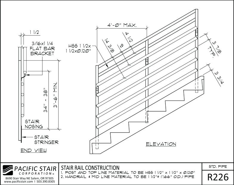 785x620 Concrete Filled Steel Pan Stair Details Steel Staircase Detail