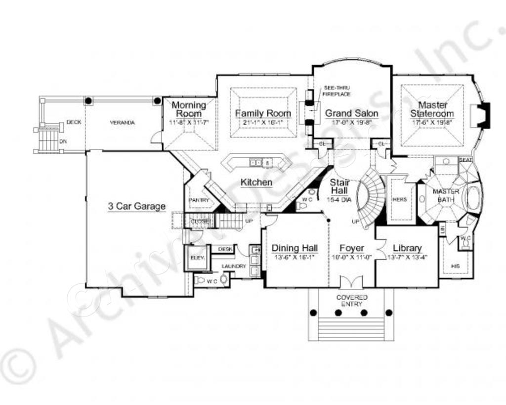 1024x819 Kylemore Residential House Plans Luxury House Plans