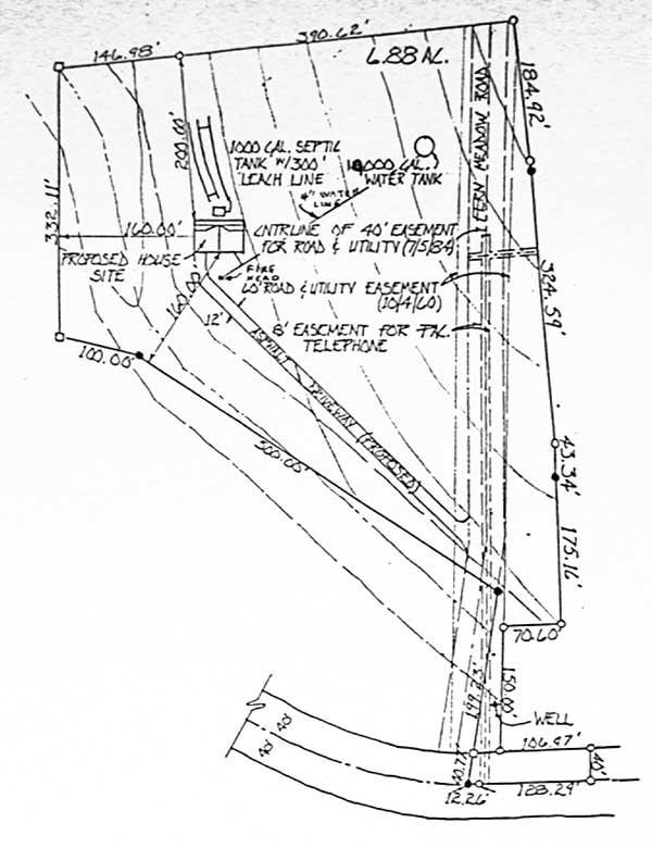 600x780 Plan Drawings Fern Meadow House