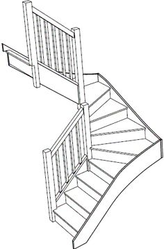 236x358 Semicircular Stairs Architecture Staircases
