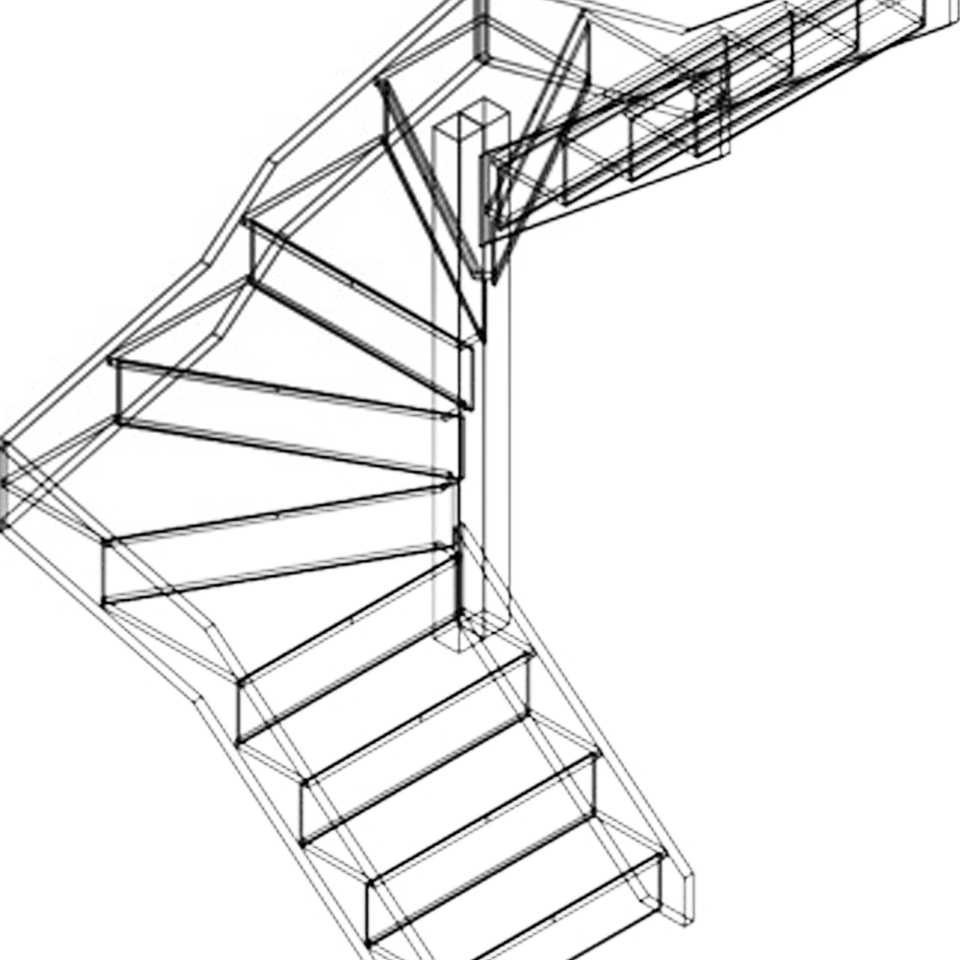 960x960 Staircases From Longwood Joinery