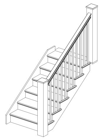 350x472 Staircases